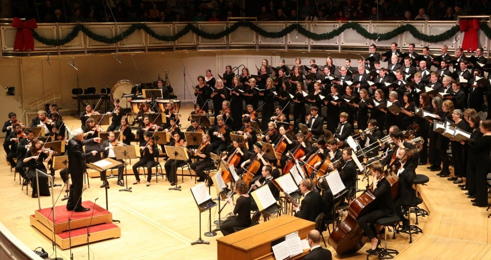 11/24/14 9:03:26 PM --   Civic Orchestra of Chicago  Nicholas Kraemer conductor Chicago Chorale chorus  Members of the Patrick G. and Shirley W. Ryan Opera Center at the Lyric Opera of Chicago   Elgar In the South (Alassio) Mozart Mass in C Minor        . © Todd Rosenberg Photography 2014