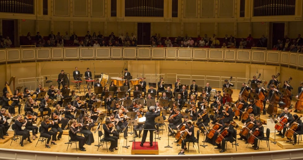 10/12/15 8:57:54 PM -- Chicago Symphony Orchestra 125th Year.  Civic Orchestra of Chicago Semyon Bychkov Conductor   Tchaikovsky Symphony No. 3 in D Major, Op. 29 (Polish)  Tchaikovsky Francesca da Rimini, Op. 32 -  . © Todd Rosenberg Photography 2015