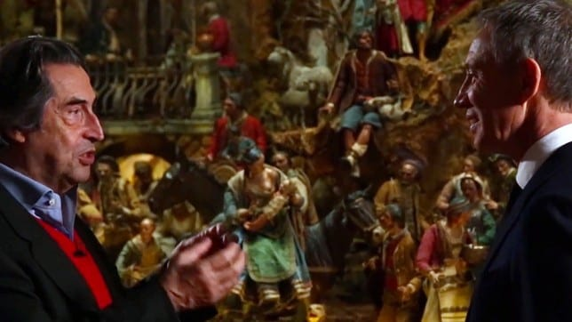 "screenshot from the Art Institute video ""The Maestro and the Masterpiece."""