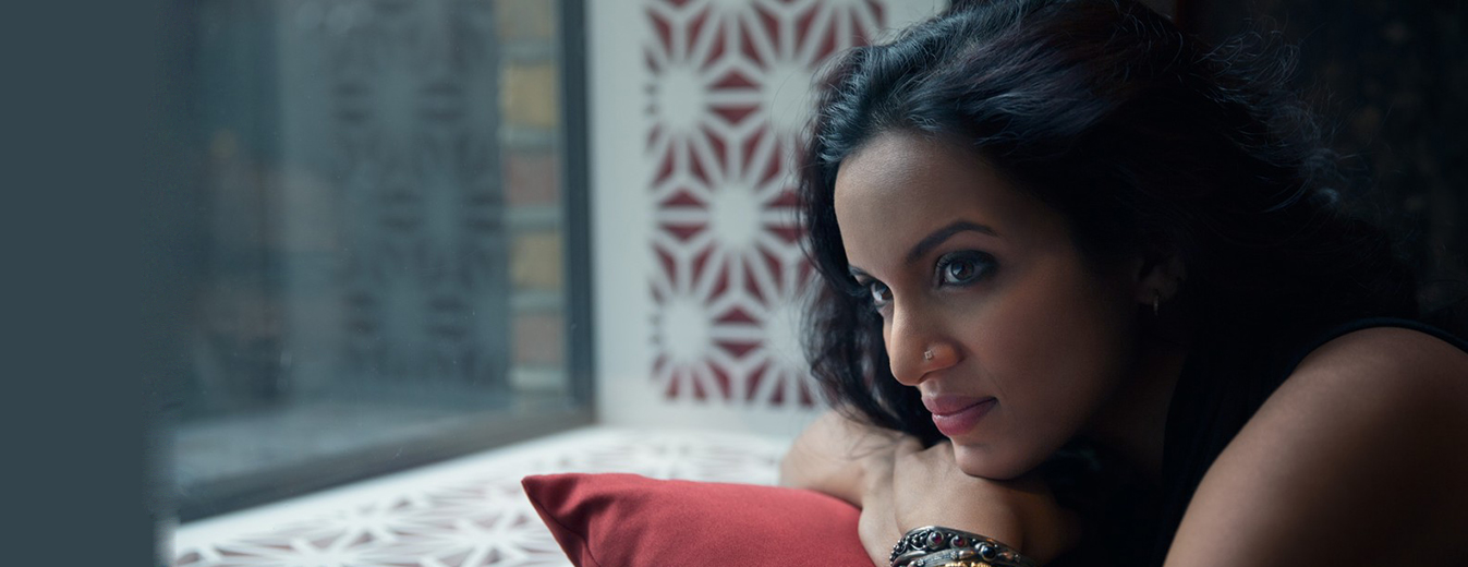 Anoushka Shankar's new album, Home, marks a return to the Indian classical music her father, Ravi Shankar, taught her.