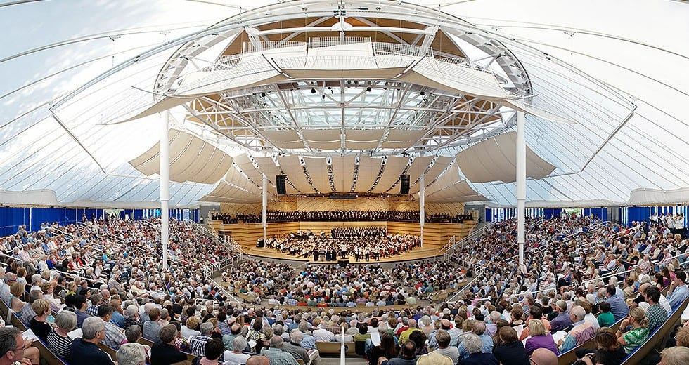 Although The Chicago Symphony Orchestra S 2017 14 Subscription Season Concluded June 21 It Doesn T Mean That Ensemble Musicians Just Take Rest Of