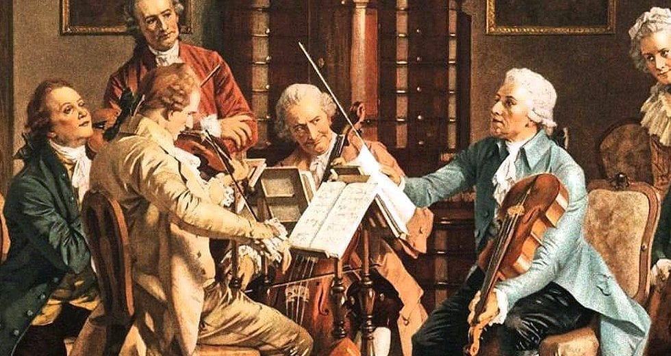 Reconsidering the legacy of Haydn, 'The Father of the Symphony' PUBLISHED FEBRUARY 14, 2018