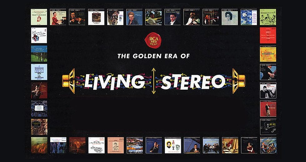 CSO Sounds & Stories » At 60, RCA Victor's Living Stereo