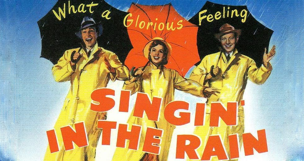CSO Sounds & Stories » Counting down the songs of 'Singin' in the Rain'